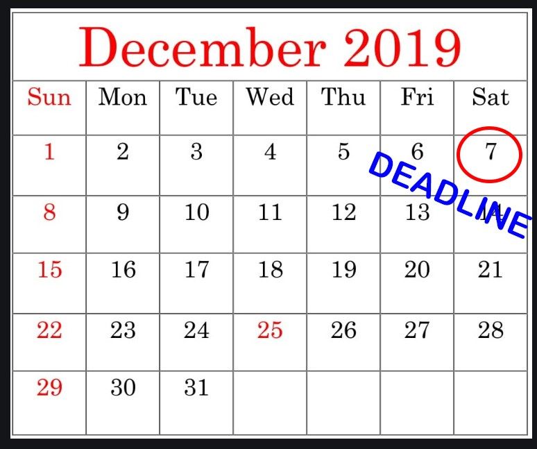 December 7th Deadline for Medicare Annual Enrollment