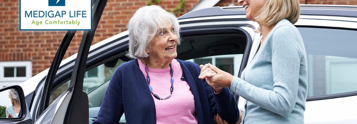 Does your Medicare coverage include transportation benefits?