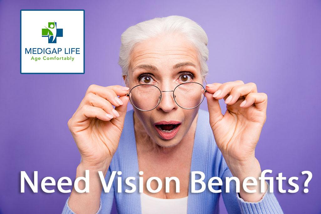 Need Vision Benefits?