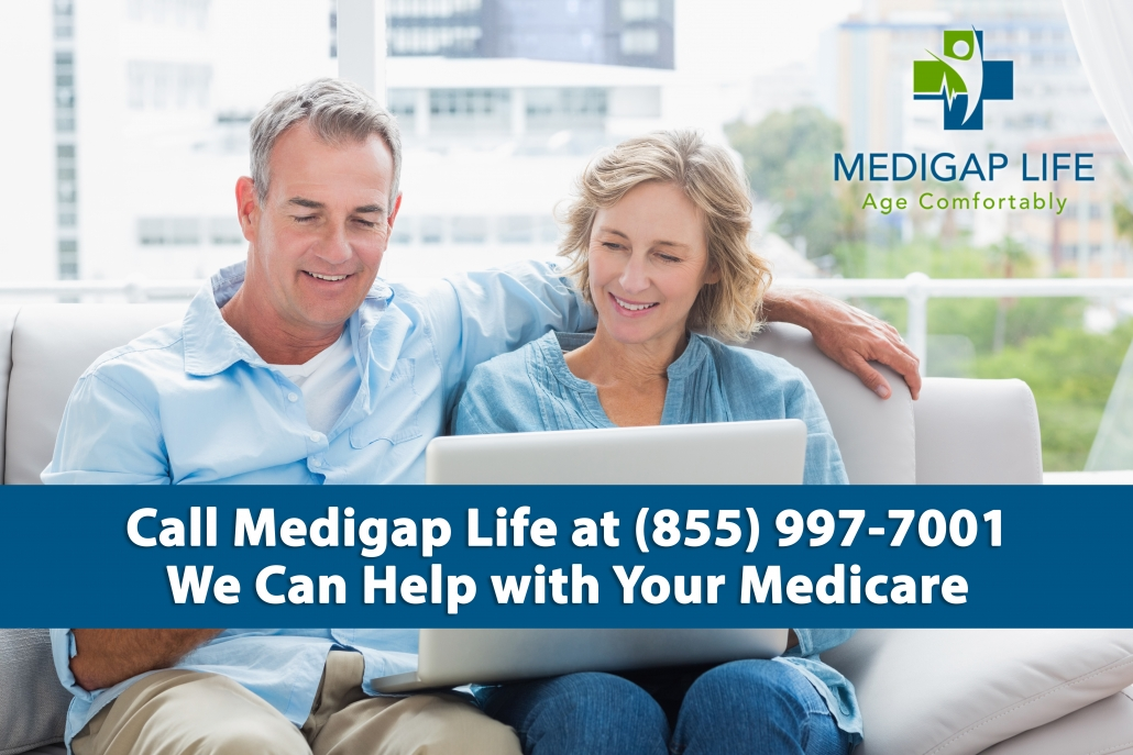 Call Medigap Life (855) 997-7001