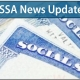 Social Security News Update