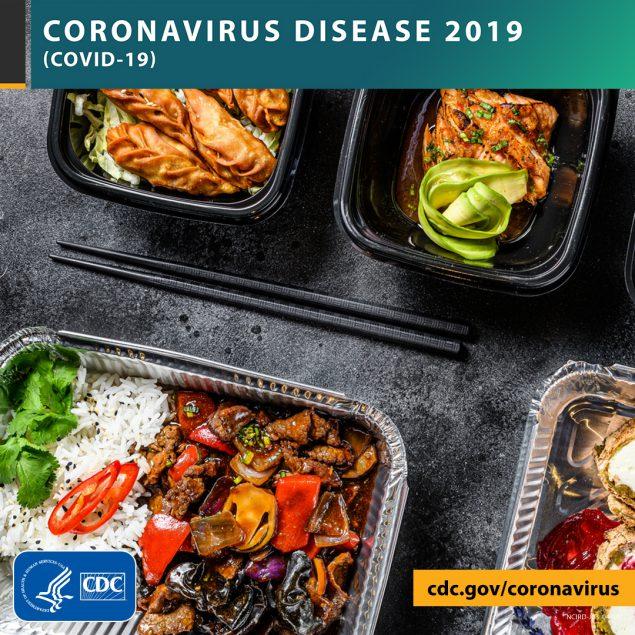 Coronovirus & Take Out Food