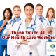 Thank You to Our Health Care Workers